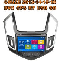 Estereo Pantalla 8 Chevrolet Cruze Dvd Gps Bt Touch Nuevo