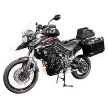 Kit Triumph Tiger 800 Maletas Laterales Metalicas Moto