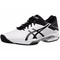 Tenis Asics Padel Gel Solution Speed Clay Arcilla Tennis