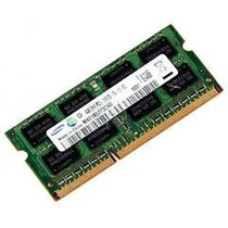 Memoria Ram Ddr3 4gb Para Laptop, Pc3l-12800s, 1600 Mhz