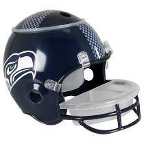 Casco Nfl Botana Cerveza Seattle Seahawks Super Bowl