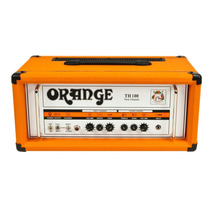 Amplificador Cabezal Orange Th100h Twin 100% Bulbos