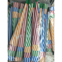 100 Cornetas Cartón Tricolor O Colores
