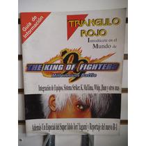 The King Of Fighters Guia De Informacion Triangulo Rojo