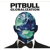 Pitbull / Globalization / Disco Cd Con 11 Canciones