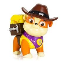 Patrulla De Cachorros Pup Héroe Vaquero Escombros
