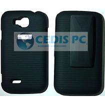 Funda Clip (holster Case Combo) Nextel V35 Mica Gratis