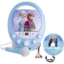Karaoke Disney Frozen Infantil Gratis Cd Frozen