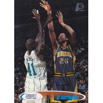 1998-99 Stadium Club Rookie Al Harrington Pacers