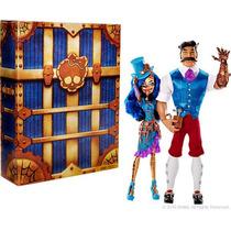 Sdcc 2016 Monster High Set Hexiciah & Robecca Mattel
