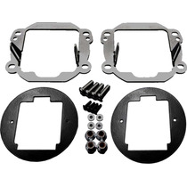 Tm Rigid Industries 40138 Fog Light Kit Para Jeep