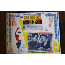 Cantinflas Loby Cards