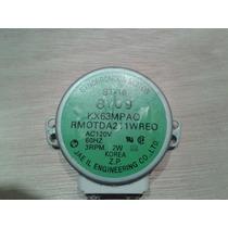 Motorreductor 120v Ac 3rpm 60hz 2w, Cualquier Aplicacion