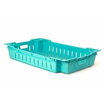 Caja De Plastico Charola Enfilable 62 X 40 X 10 H