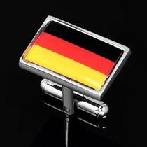 Mancuernillas Bandera De Alemania Camisa Traje Gemelos