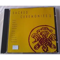 Sacred Ceremonies 2 Tantric Hymns Tibetan Buddhism Cd Aleman