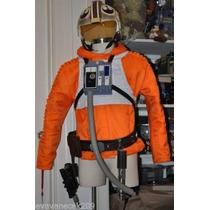 Star Wars Hoth Rebel Piloto X-wing Chaqueta ( Replica )