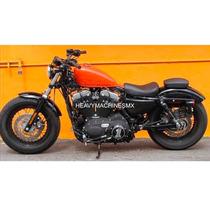 Asiento Copiloto Pasajero Sportster 48 72 Pillion Harley