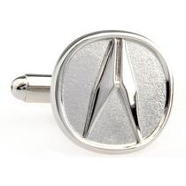 Mancuernillas Acura Logo Automovil Camisa Traje Gemelos