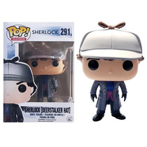 Funko Pop Sherlock Holmes Con Gorro Deerstalker Exclusivo