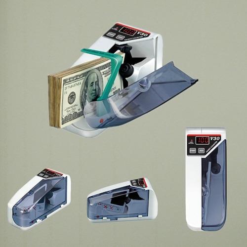 Contador de billetes profesional portatil pilas y luz for Contador de luz precio