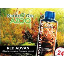 Azoo Red Advan 500ml Abono Plantas Acuaticas Kit Co2 Acuario