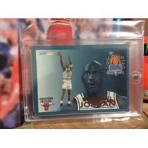 Michael Jordan Tarjeta Fleer 92-93