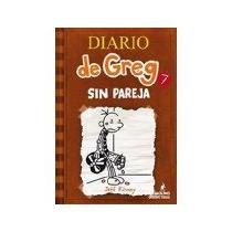 Libro Diario De Greg 7 Sin Pareja *cj