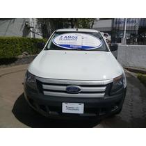 Ford Ranger Xl 2014 Crew Cab