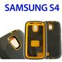 Case Otterbox Defender Samsung Galaxy S4 Funda Y Clip