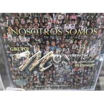 Grupo Montez De Durango Nosotros Somos Cd Nuevo Sellado