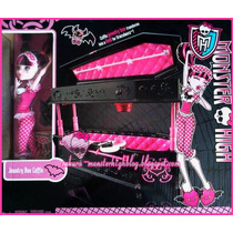 Cama Con Draculaura Dead Tired Monster High