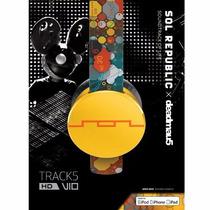 Audífonos Sol Republic Deadmau5 Tracks Hd Edición Especial