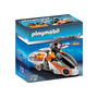 Playmobil 5288. Moto Espía. Playmotiendita