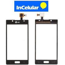 Touch Screen Lg Optimus L7 P708 P700 P705 Pegamento Gratis!