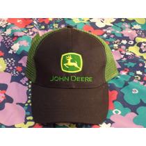 Gorra Ajustable John Deere 100% Original Nuevo Etiquetado