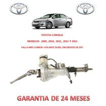 Columna Direccion Electroasistida Toyota Corolla 2010