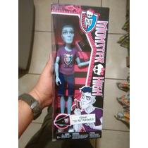 Sloman Slo Mo Mortavitch Monster High Nuevo Pide Descuento