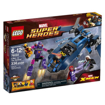 Lego Super Heroes X-men Vs. The Sentinal modelo 76022