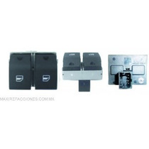 Switch Interruptor Elevador Com/doble Polo 05-09 Vidrio Tras