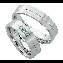 Argollas Matrimoniales De Plata Y Platino Modelos A Elegir