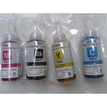 Tinta Epson L110 L200 L210 L220 L350 L355 L455 L555