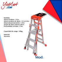 Escalera De Aluminio Multiusos Select Step Modelo 15125-001