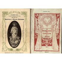 Revista El Mensajero Del Corazon De Jesus 1911