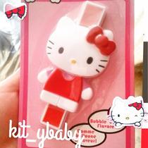 Fiesta De Hello Kitty, Gloss Labial Con El Estuche De Kitty