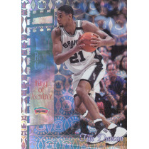 1998-99 Stadium Club Royal Court Tim Duncan Spurs