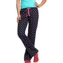 Pijama Bottom En Franela Para Dama Old Navy