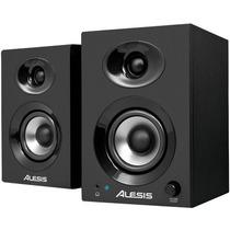 Alesis Elevate 3 Par De Monitores De Estudio Amplificados