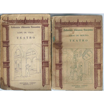 Libros Colección Literaria Cervantes 1945