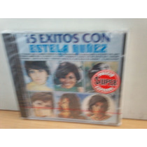 Estela Nuñez. 15 Exitos Con. Cd.